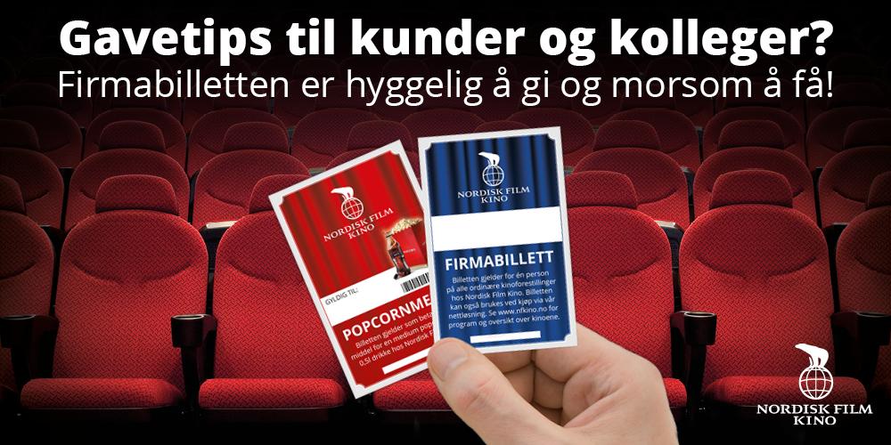 Bestille Kinobilletter Oslo