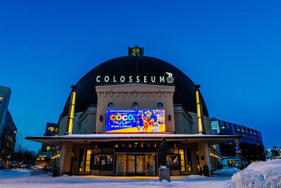 Kinoprogramm Colloseum