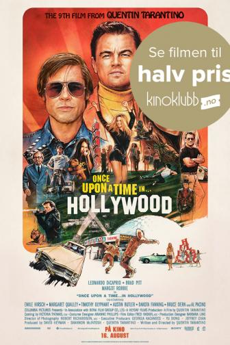 Once Upon a Time... In Hollywood Kinoklubb