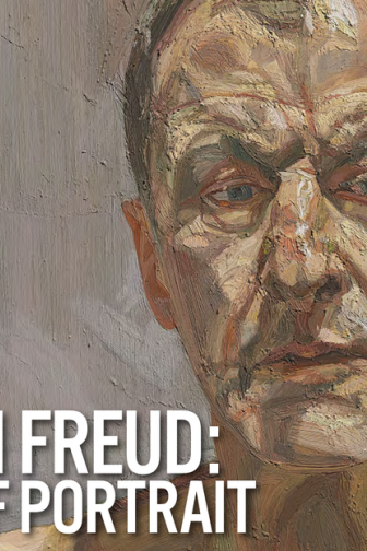Lucian Freud: A Self Portrait - EXHIBITION