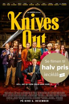 Knives Out Kinoklubb