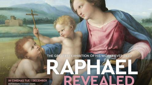 raphael revealed